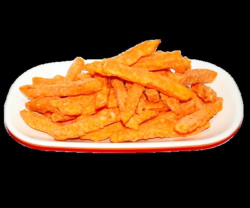 速冻油炸胡萝卜条